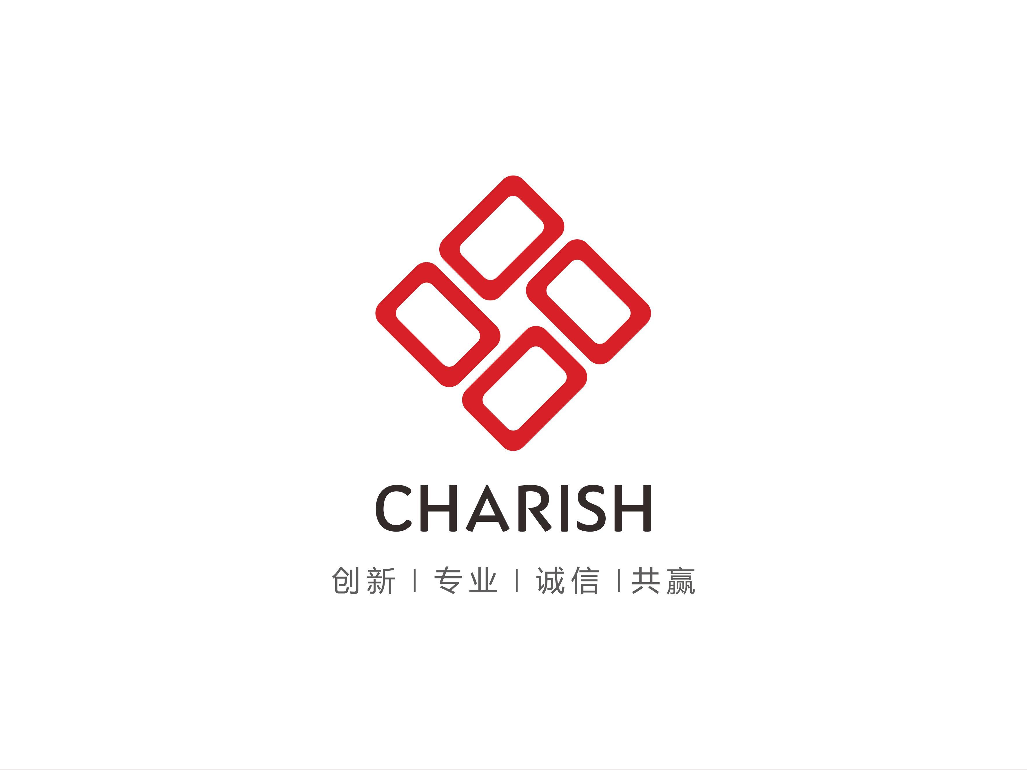 CHARISH公司标准LOGO设计